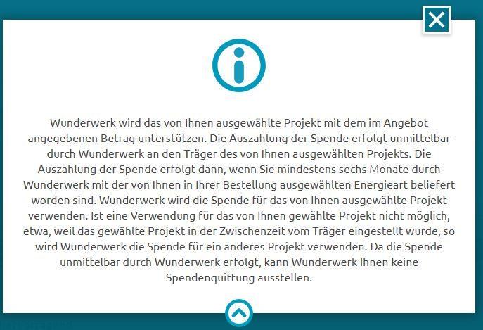 Wunderwerk AG Bonuswunder