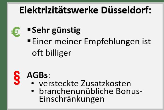 Elektrizitätswerke Düsseldorf